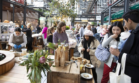 Tramsheds: New Weekly Growers Markets
