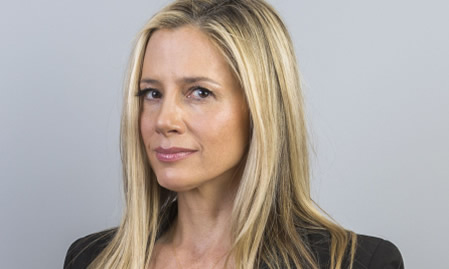 Condor: Mira Sorvino Interview