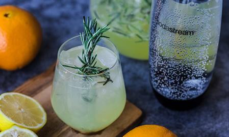 SodaStream Winter Cocktail Recipe