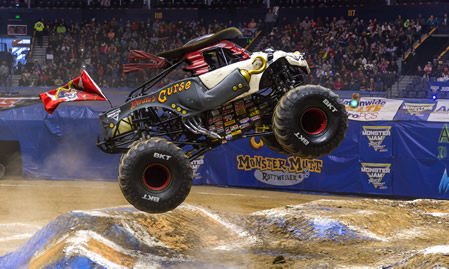 Monster Jam: 2018 Australian Tour