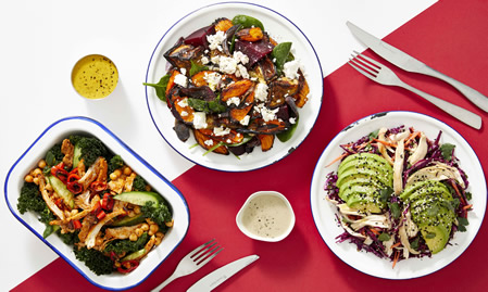 Chargrill Charlie's Launches An Anti-Aging Salad Range