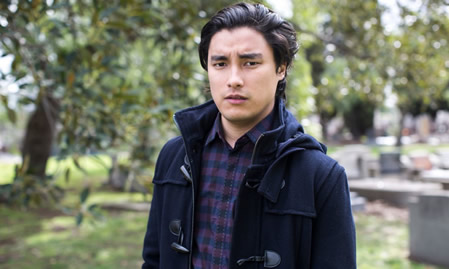 Crazy Rich Asians: Remy Hii Interview