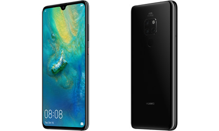 Huawei Mate20 Smartphone Review