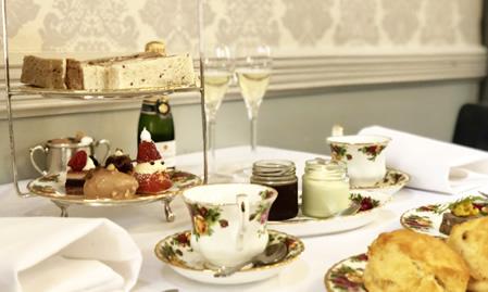 Christmas High Tea @ The Tea Room, QVB