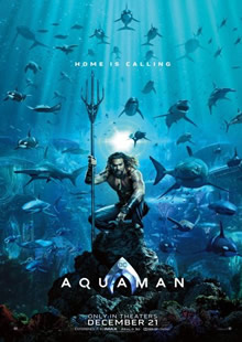 Aquaman: Movie Review