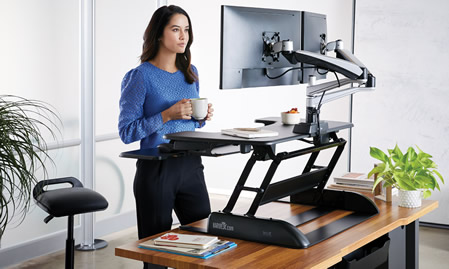 Varidesk Pro Plus 36: Standing Desk Review