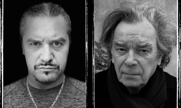 Mike Patton & Jean-Claude Vannier Collaboration