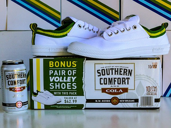 Southern Comfort Volley