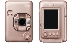 Fujifilm launches instax mini LiPlay
