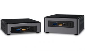 Intel® NUC for Home
