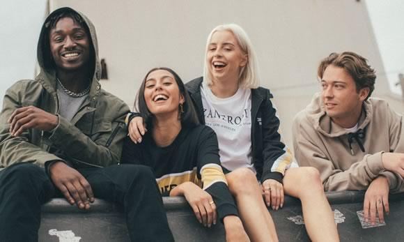 Australian streetwear label ZANEROBE launches