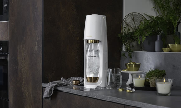 SodaStream Launches Limited Edition Machines