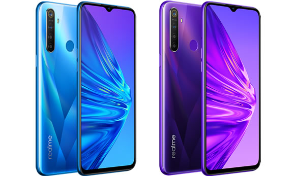 Realme 5 Smartphone Review