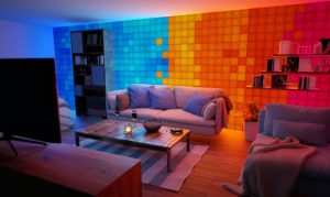 Nanoleaf Canvas Lets You Paint with Intuitive Touch