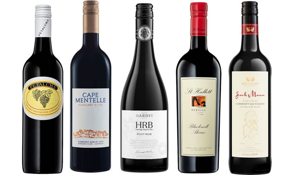 Best Red Wines to Explore this Winter