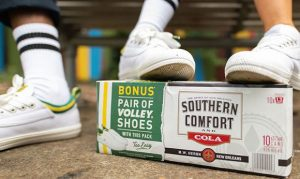 24,000 pairs of Volley's up for grabs with Southern Comfort & Cola 10-packs