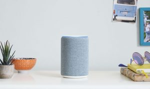 All-new Echo: Updated fabric design & even better sound
