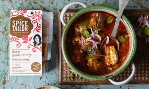 The Spice Tailor: Winter Warmer Recipes