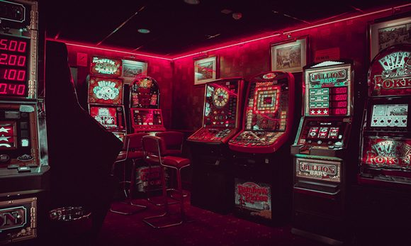 Famous Slot Game Cheaters