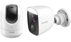 D-Link Launches New Intelligent AI-Based Cameras