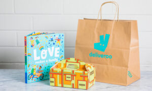 Deliveroo partners with Gelato Messina