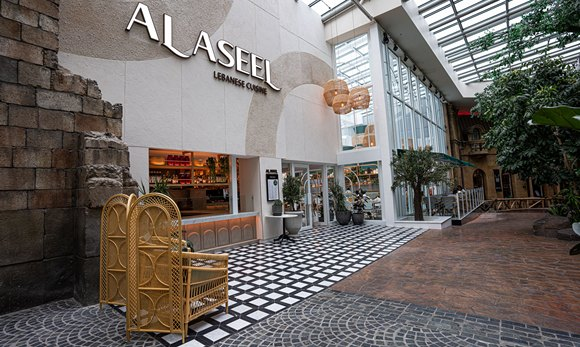 Al Aseel Lebanese Restaurant, Bankstown
