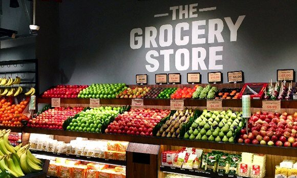 "Why Shop at a Grocery Store When You Can Go To ""The"" Grocery Store"
