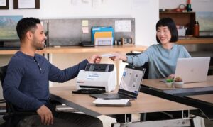 Epson launches RapidReceipt RR-600W for small & home offices